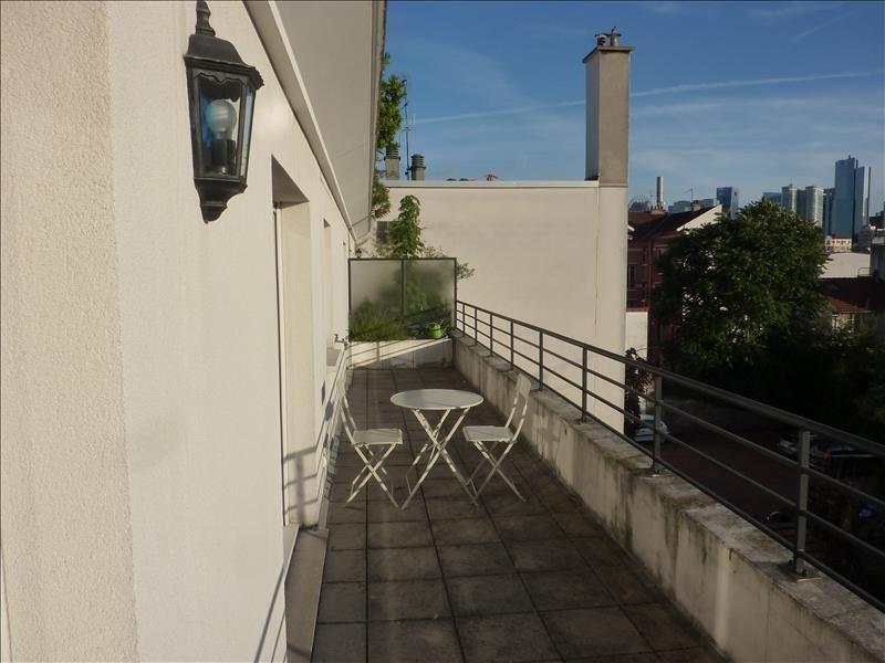 Rental apartment La garenne colombes 1300€ CC - Picture 5