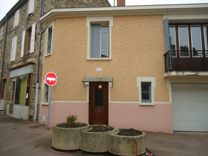 Maison de village Saint-Uze
