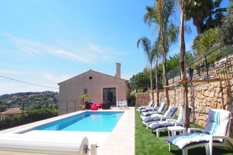 Vacation rental house / villa Antibes  - Picture 6