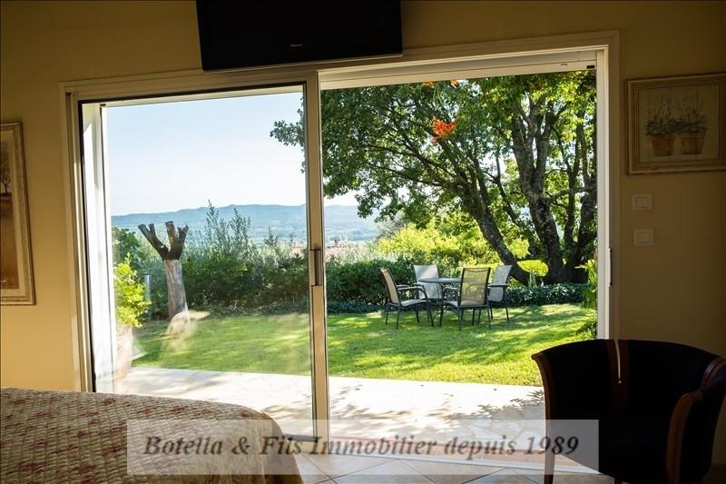 Vente de prestige maison / villa Goudargues 598000€ - Photo 10