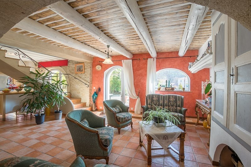 Deluxe sale house / villa Le puy ste reparade 798000€ - Picture 7