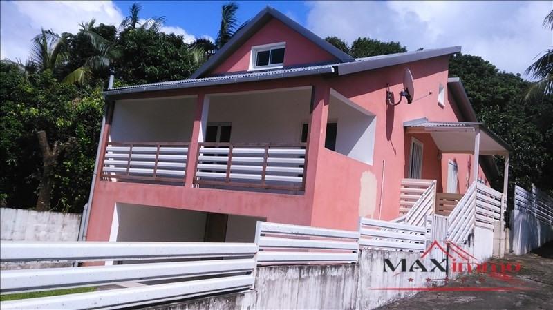 Vente maison / villa St benoit 188000€ - Photo 1