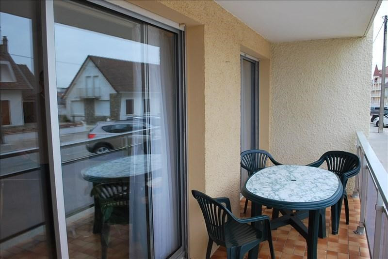 Sale apartment Fort mahon plage 120 000€ - Picture 1
