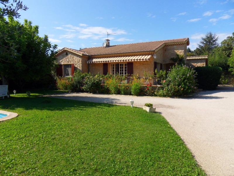 Sale house / villa Entraigues sur la sorgue 365000€ - Picture 2