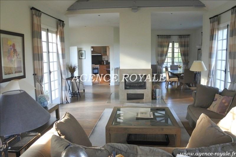 Vente de prestige maison / villa Chambourcy 1585000€ - Photo 3
