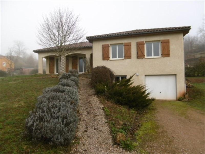 Location maison / villa Planioles 816€ CC - Photo 1