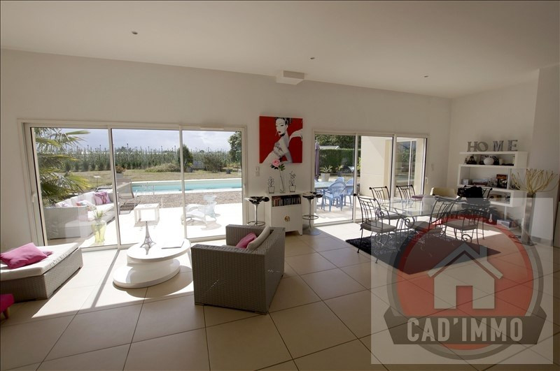 Sale house / villa Lamonzie saint martin 398 500€ - Picture 3