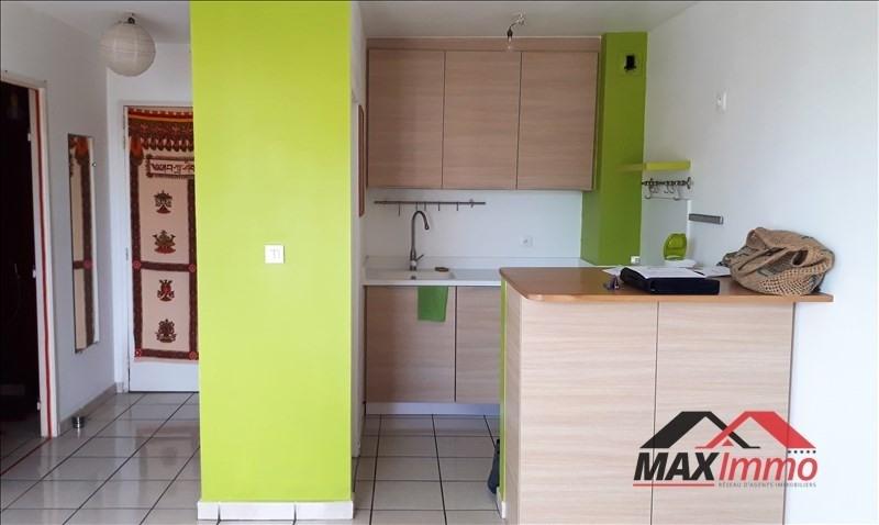 Vente appartement St pierre 105000€ - Photo 1