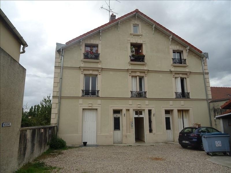 Sale apartment Meriel 92000€ - Picture 1