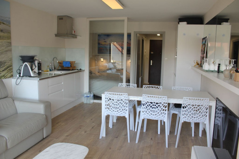 Verkoop  appartement Le touquet paris plage 190000€ - Foto 1