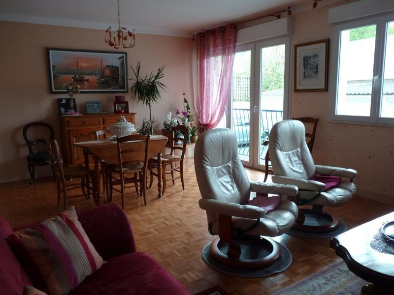 Sale apartment La roche sur yon 132 500€ - Picture 1