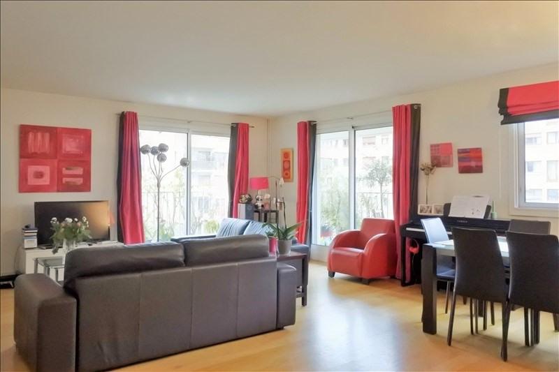 Vente appartement Boulogne billancourt 980000€ - Photo 1