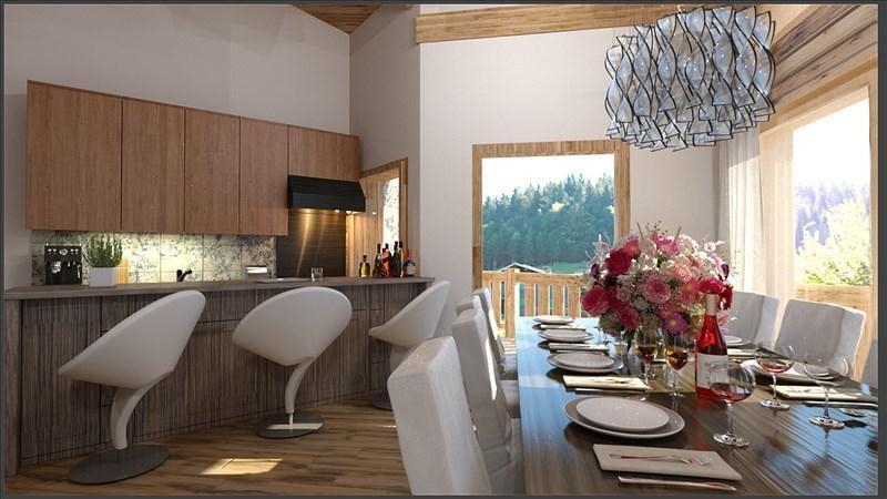 Verkoop van prestige  appartement Morzine 900000€ - Foto 7