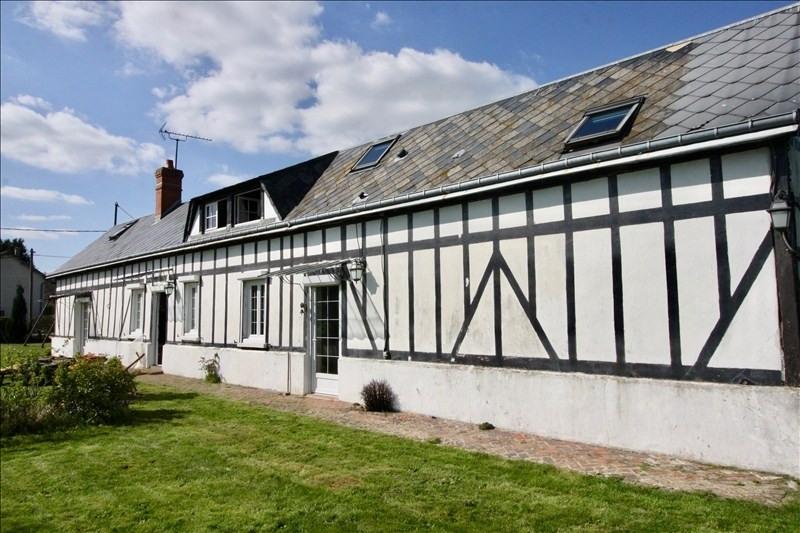Vente maison / villa Breteuil sur iton 137000€ - Photo 1