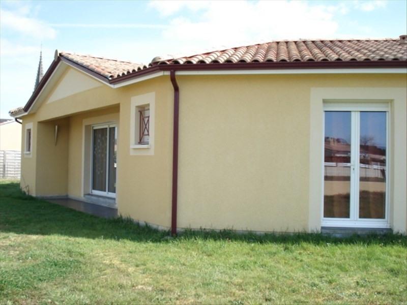 Sale house / villa Brach 336000€ - Picture 2