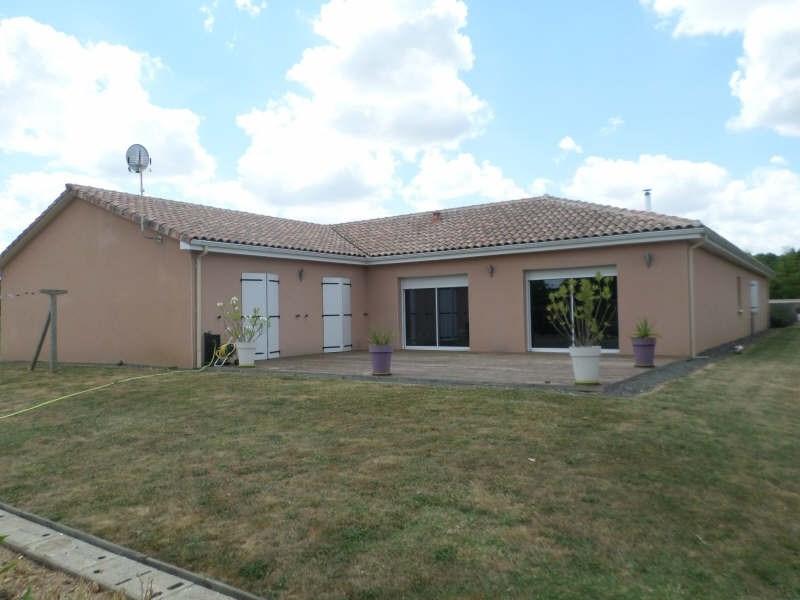 Vente maison / villa Civaux 260000€ - Photo 2