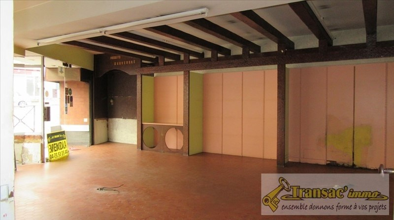 Sale building Courpiere 35 200€ - Picture 3