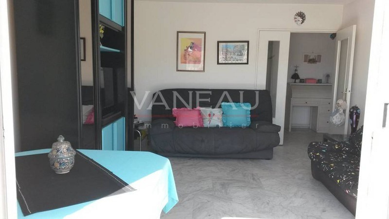 Vente appartement Juan-les-pins 255000€ - Photo 2