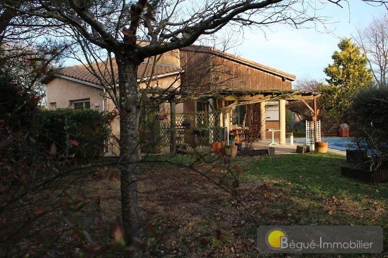 Vente maison / villa Pibrac 498000€ - Photo 1