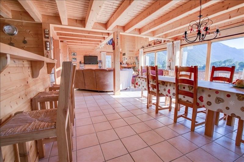 Verkoop van prestige  huis La cote d arbroz 950000€ - Foto 5