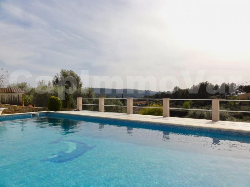 Vente de prestige maison / villa Le castellet 635000€ - Photo 5