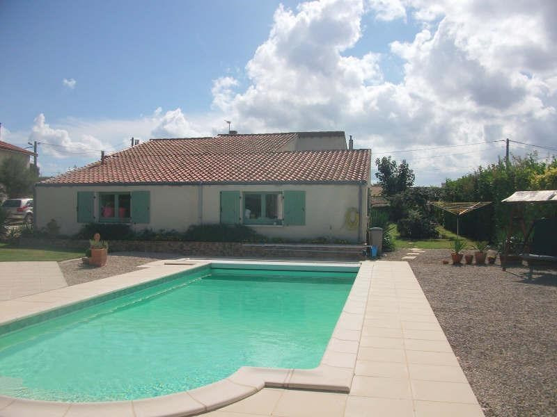 Sale house / villa Beauvais sur matha 168 000€ - Picture 1