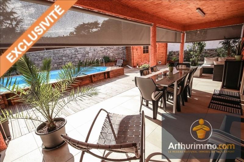 Vente maison / villa Annonay 297000€ - Photo 1