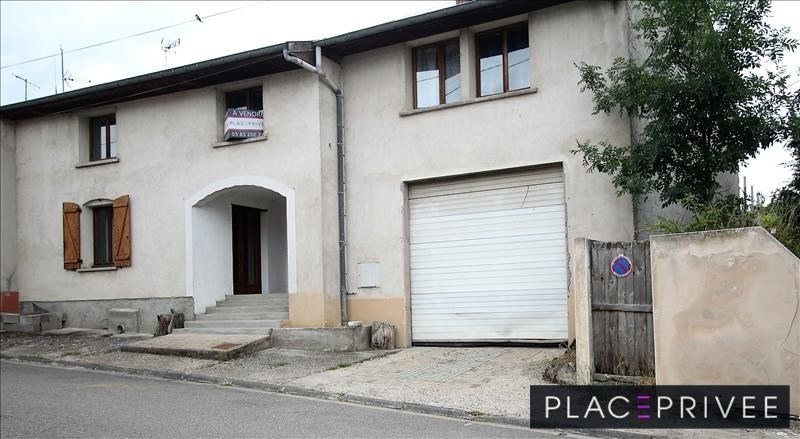 Vente maison / villa Vezelise 185 000€ - Photo 1