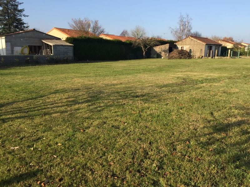 Vente terrain Le fief sauvin 39 000€ - Photo 1