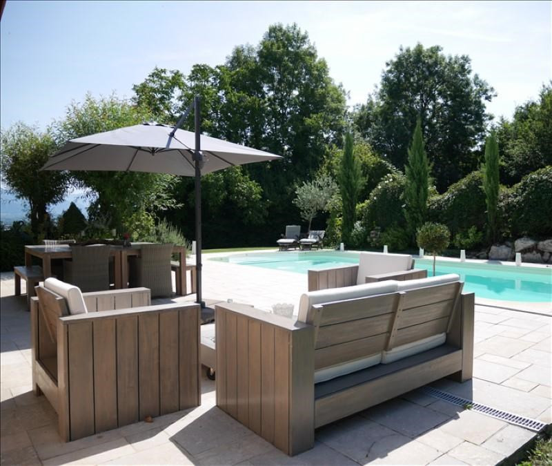 Deluxe sale house / villa Reignier-esery 595 000€ - Picture 1