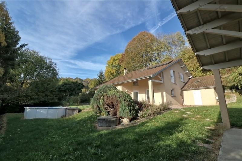 Sale house / villa Bourgoin jallieu 349000€ - Picture 2