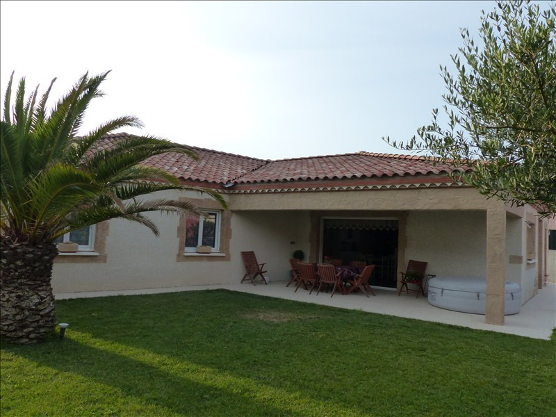 Sale house / villa Maraussan 320 000€ - Picture 1