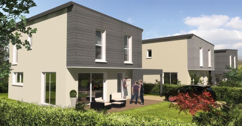 Maison  5 pièces + Terrain 300 m² Chantraine (88000) par MAISONS OXEO