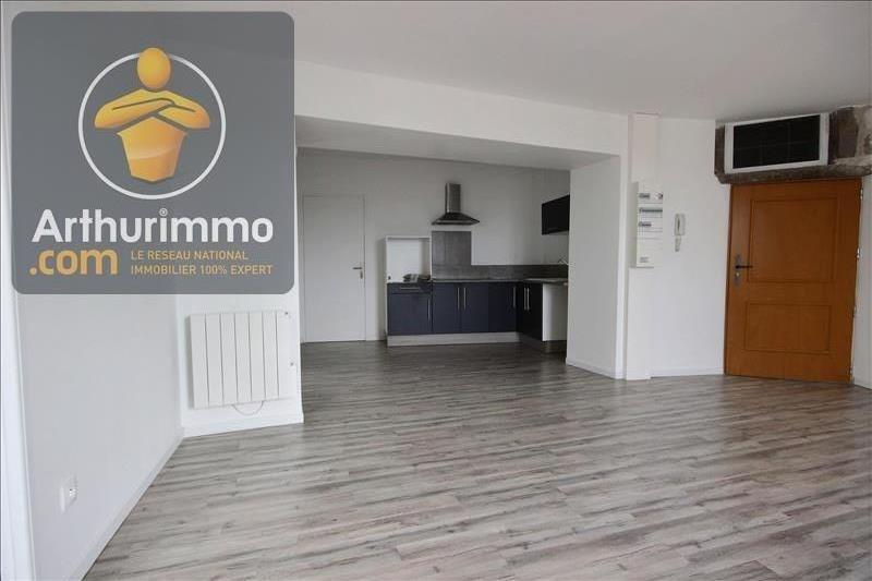 Sale apartment St galmier 130000€ - Picture 2