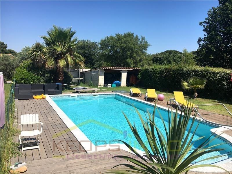 Vente de prestige maison / villa St aunes 865000€ - Photo 2