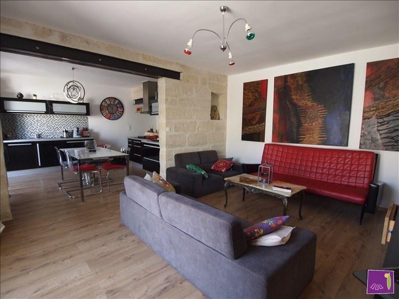 Verkoop  appartement Uzes 310000€ - Foto 1