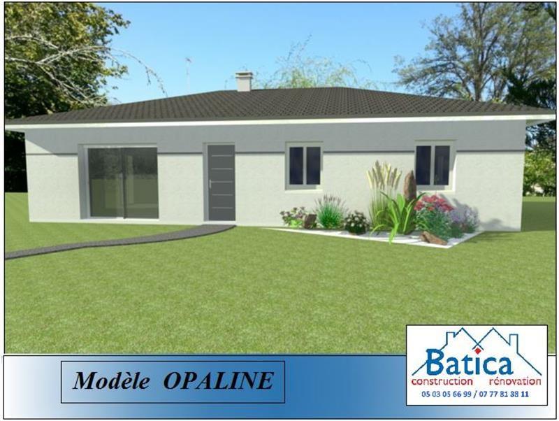 Maison  5 pièces + Terrain 500 m² Pompignac par BATICA