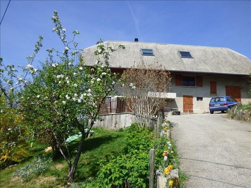 Vendita casa Pugny chatenod 330000€ - Fotografia 1