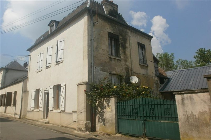 Sale house / villa Villers cotterets 210 000€ - Picture 1