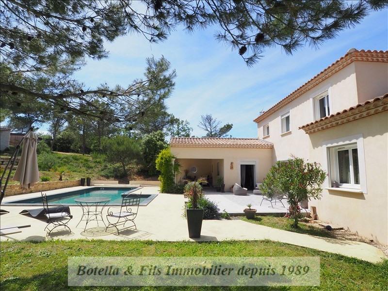 Vente de prestige maison / villa St paulet de caisson 480000€ - Photo 9