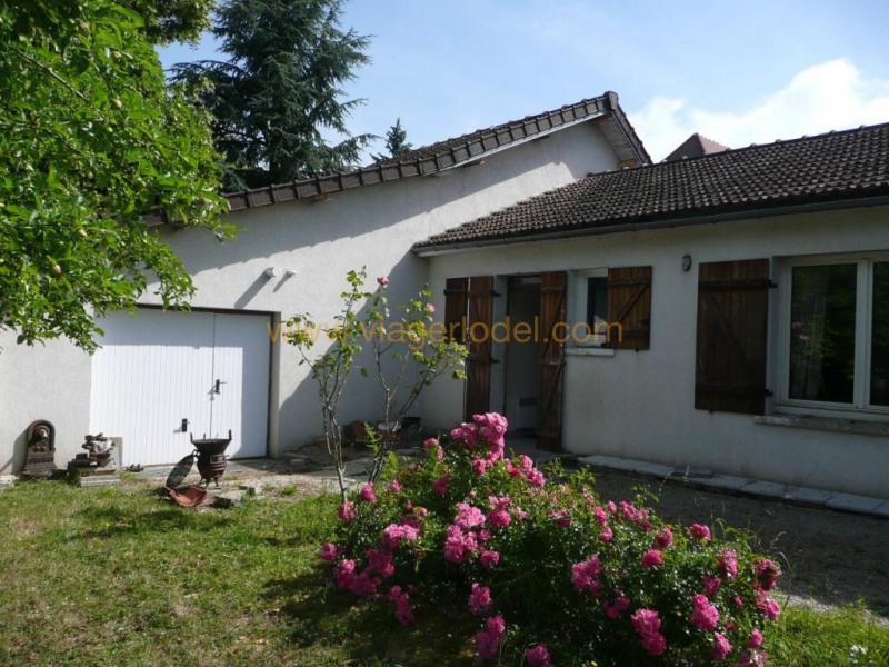 Verkauf auf rentenbasis haus Varennes jarcy 40000€ - Fotografie 7
