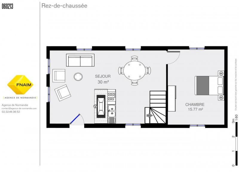 Vente maison / villa Montreuil-l'argille 45000€ - Photo 3