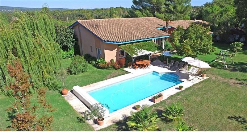 Verkauf von luxusobjekt haus Aix en provence 1290000€ - Fotografie 3