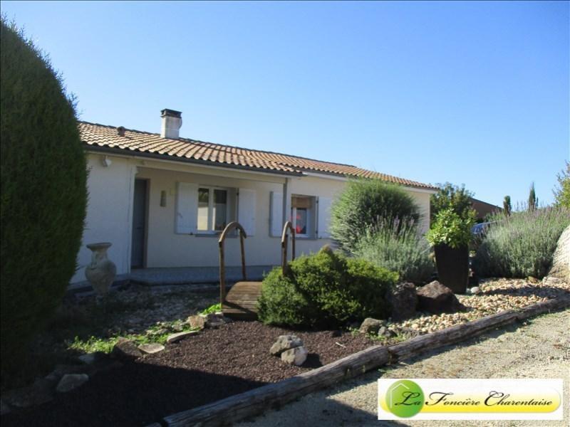 Vente maison / villa Dignac 224700€ - Photo 2