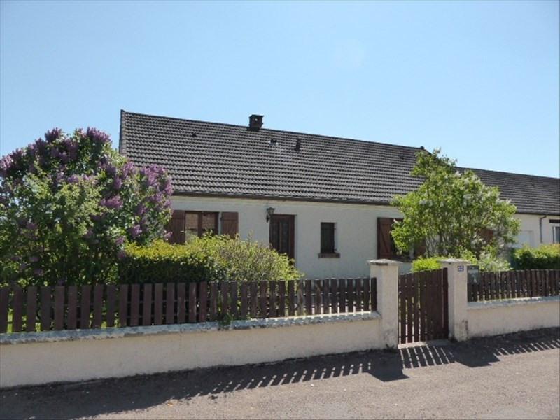 Sale house / villa Cosne cours sur loire 117700€ - Picture 1