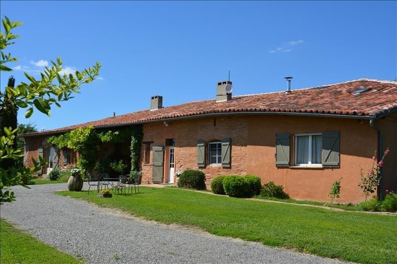 Vente maison / villa Quint-fonsegrives secteur 695000€ - Photo 1