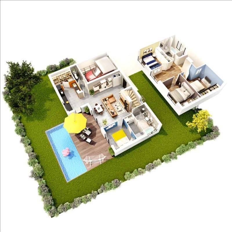 Vente de prestige maison / villa Escalquens 442000€ - Photo 1