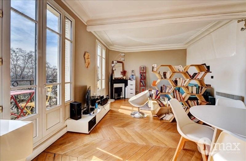 Sale apartment Courbevoie 345000€ - Picture 3