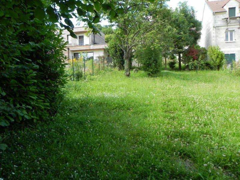 Vente terrain Jouy le moutier 177000€ - Photo 2