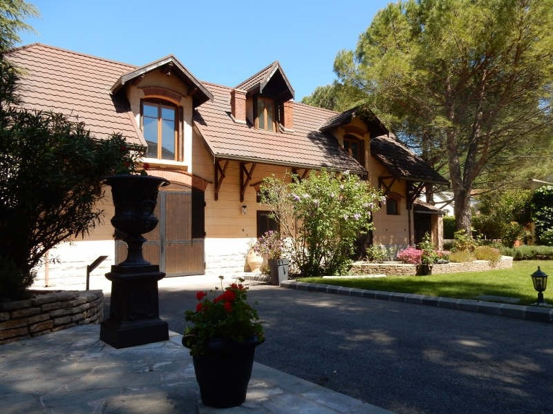 Revenda casa Vienne 370000€ - Fotografia 1